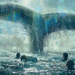 Chris Hemsworth encara Moby Dick em novo trailer